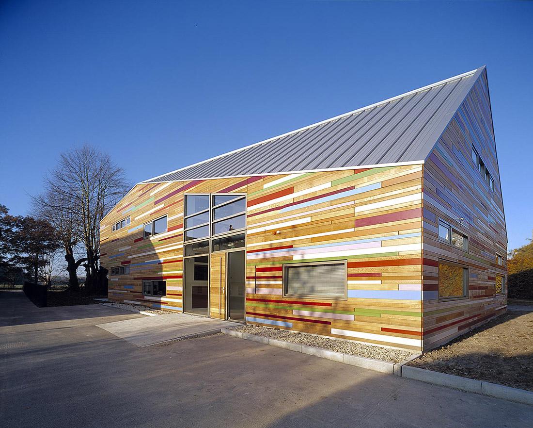 Day care centre de kleine Kikker / Drost + van Veen architecten, © Rob 't Hart