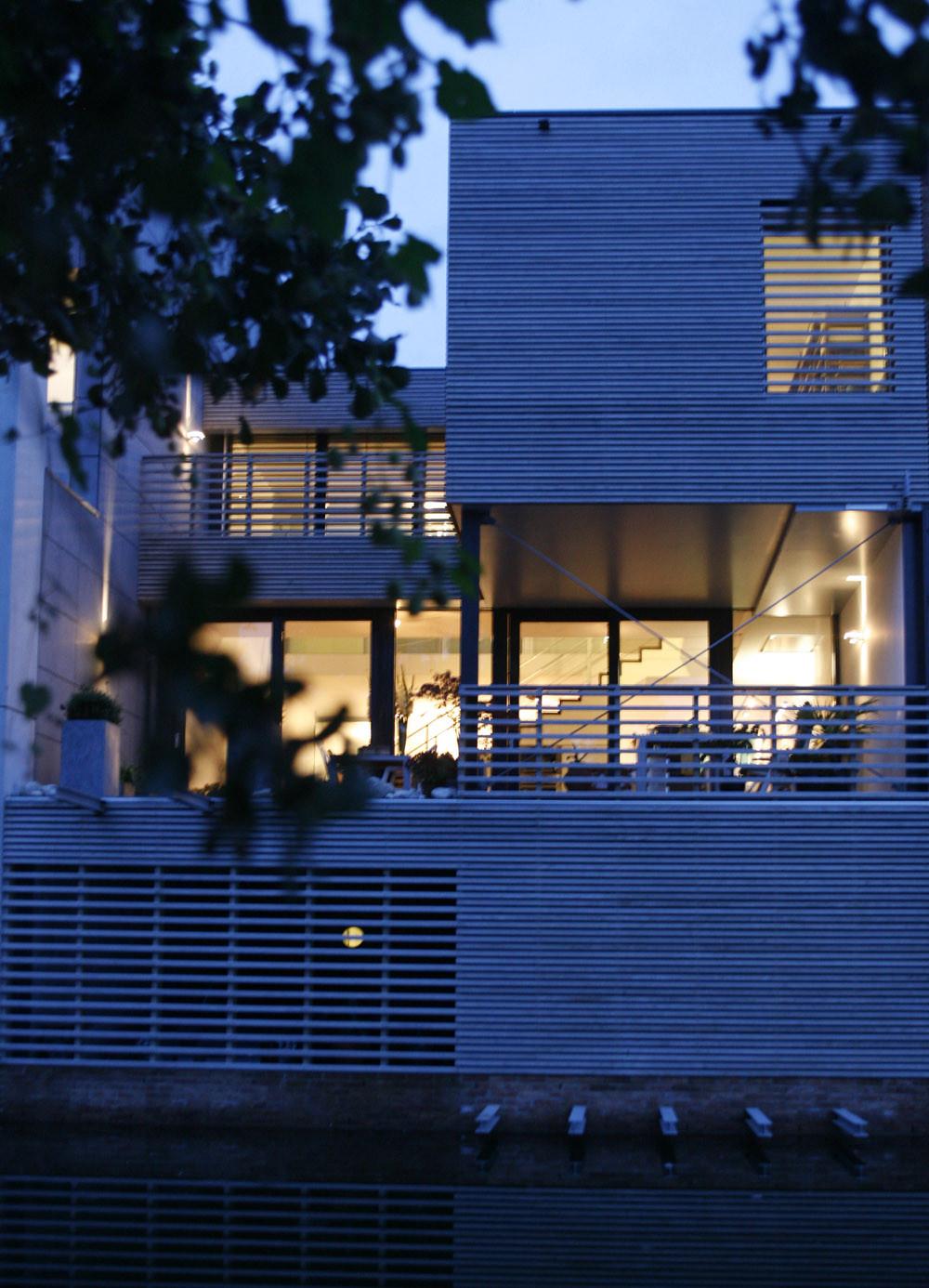 Quay-house / Inarchitecten