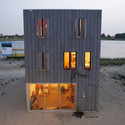 Beach house / Inarchitecten