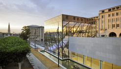 Square - Brussels Meeting Centre / A2RC Architects