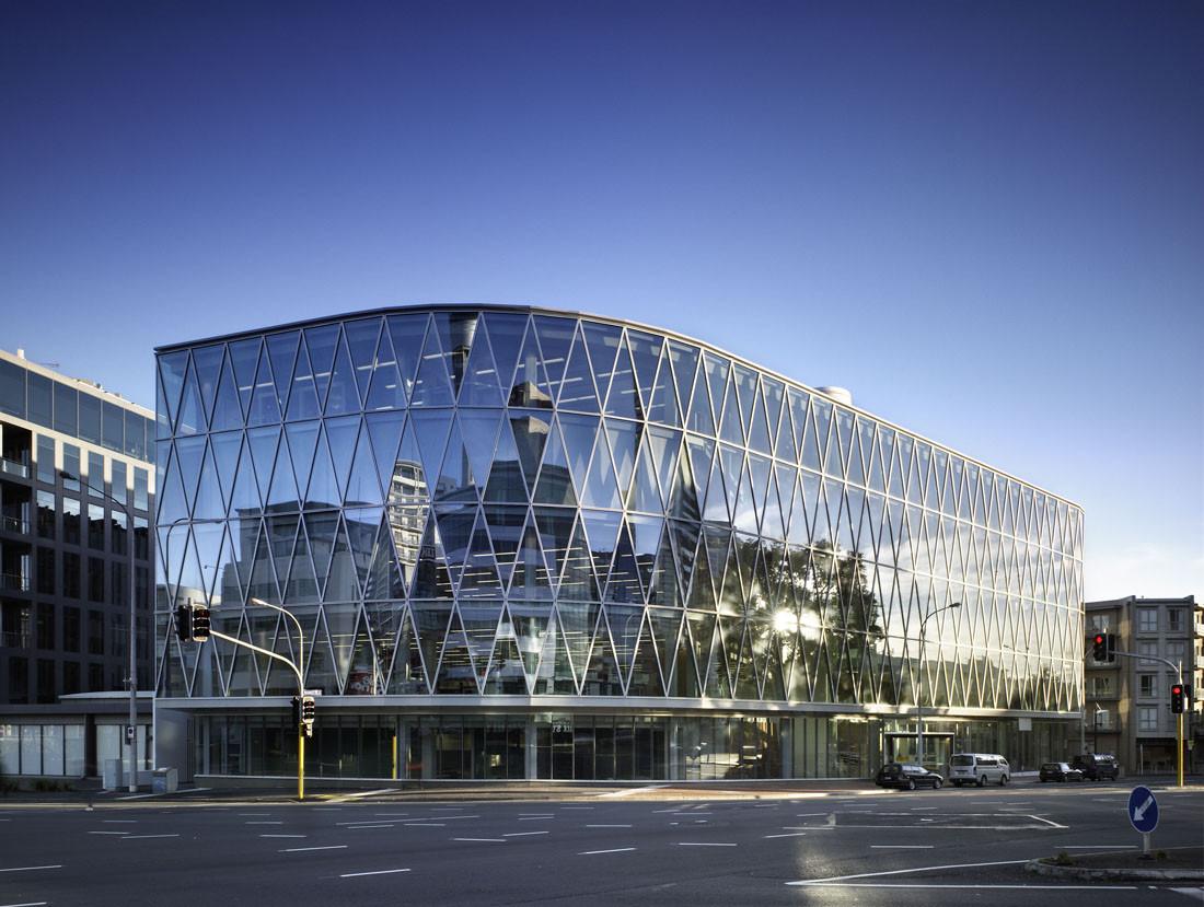 NZI Centre / Jasmax, © Simon Devitt