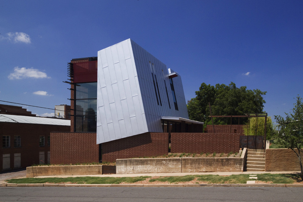 OKasian House / Fitzsimmons Architects