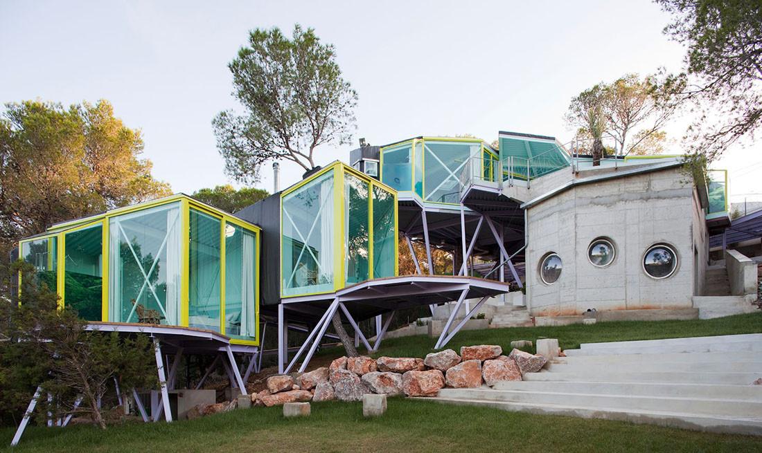 Never Never Land House / Andres Jaque Arquitectos, © Miguel de Guzmán