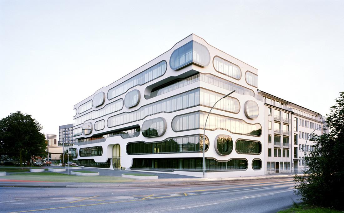 An der Alster 1 / J. Mayer H. Architects, © fotografieSCHAULIN, Hiepler Brunier, Dirk Fellenberg & Schraubverschluss