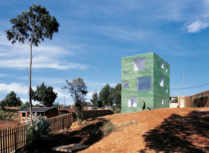 Fosc House / Pezo von Ellrichshausen, © Cristobal Palma / Estudio Palma