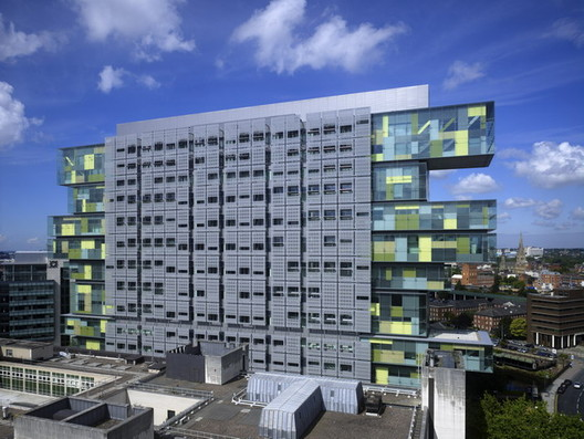 Manchester Civil Justice Centre / Denton Corker Marshall, © Tim Griffith