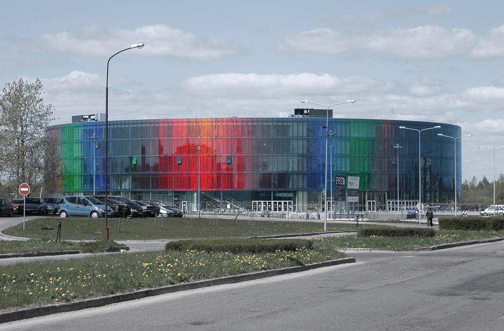 Siauliai Arena / E. Miliuno studija + Dvieju Grupe, © Gintaras Cesonis