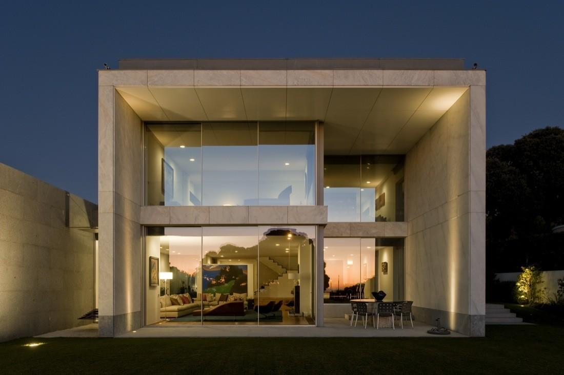 House in Foz / Sergio Koch, © FG + SG – Fernando Guerra