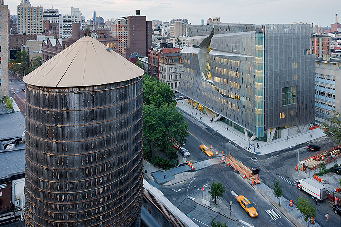 The Cooper Union for the Advancement of Science and Art / Morphosis Architects, © Iwan Baan