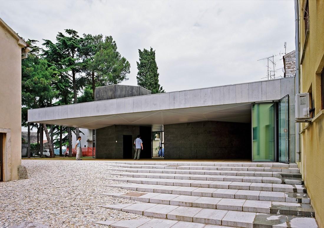 Lapidarium Museum / Randić & Turato, © Randić & Turato