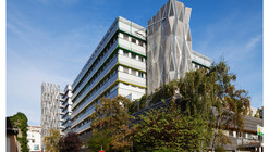 Paris children Hospital's cases / BP Architectures