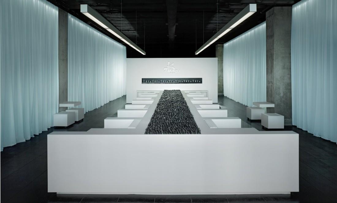 Mizu Spa / Stanley Saitowitz | Natoma Architects, © Cesar Rubio