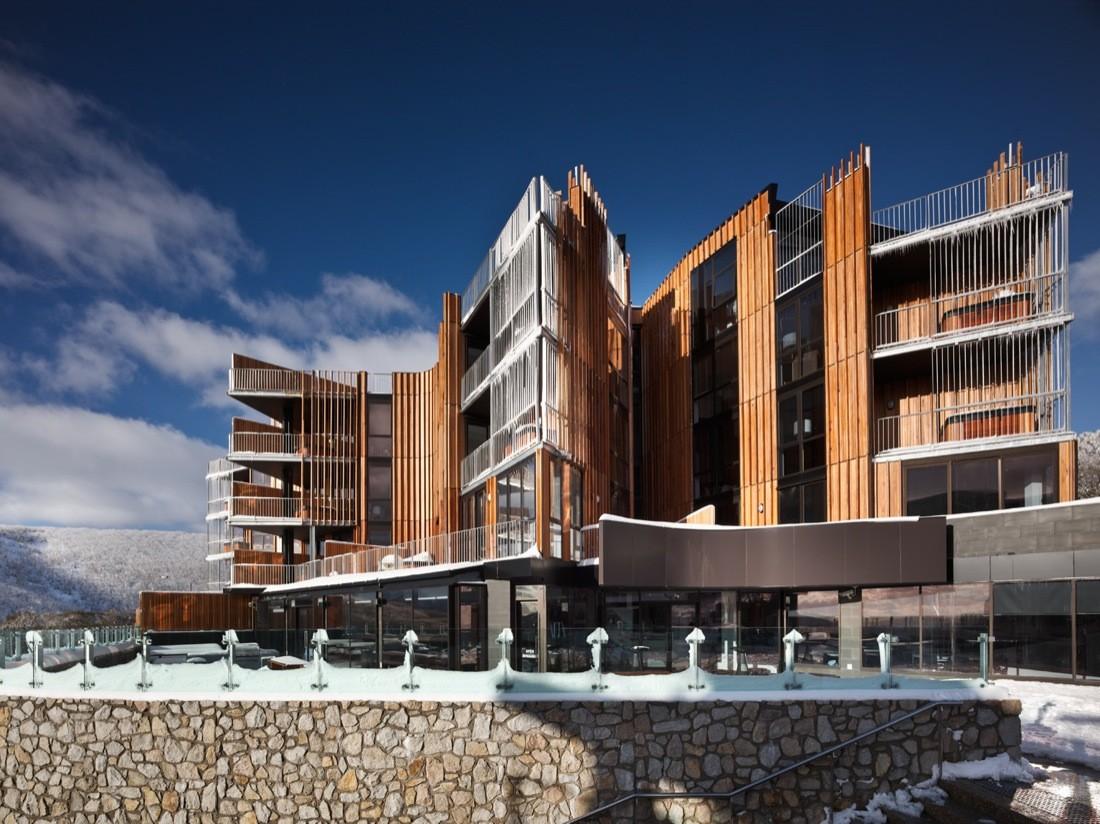 St. Falls / Elenberg Fraser Architecture, © Peter Bennetts