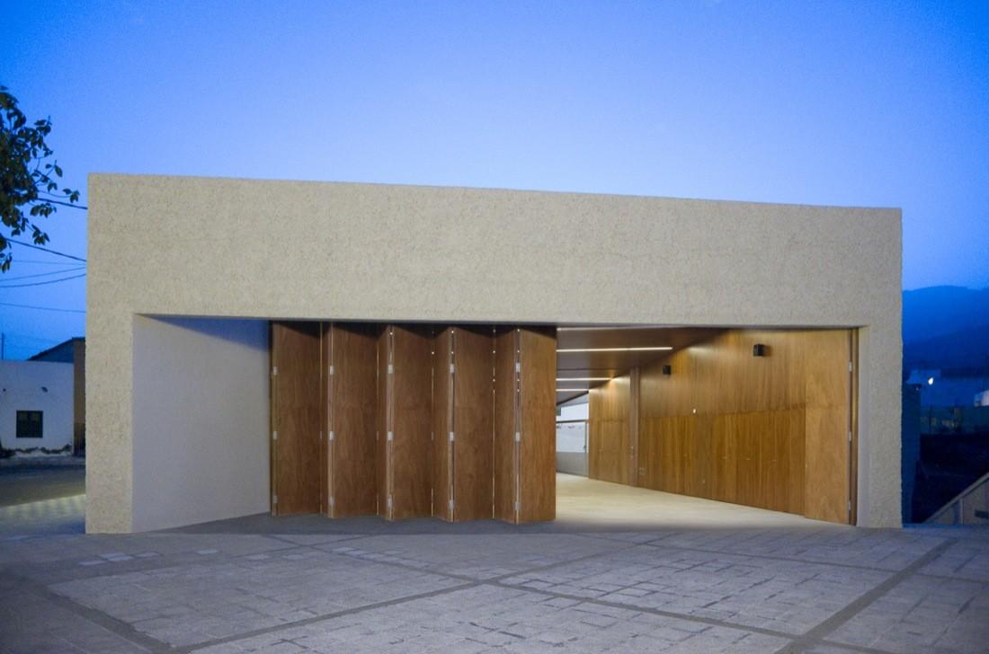 Cisnera Community Centre / gpy arquitectos, © Joaquín Ponce de León