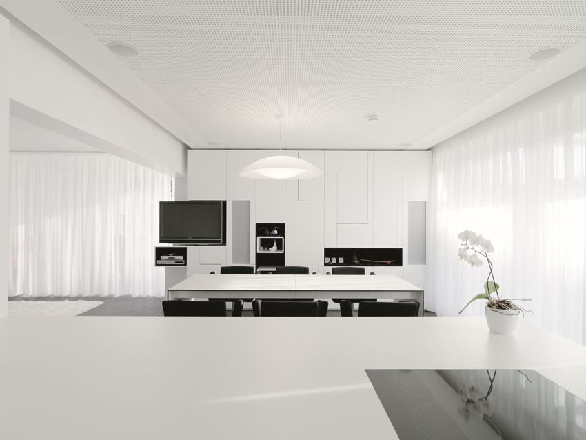Apartment Fandl / Schlosser + Partner, © Croce&Wir