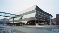 Multi-Level Parking voestalpine / x Architekten