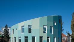 Green Lighthouse, Carbon Neutral Faculty building / Christensen & Co Arkitekter