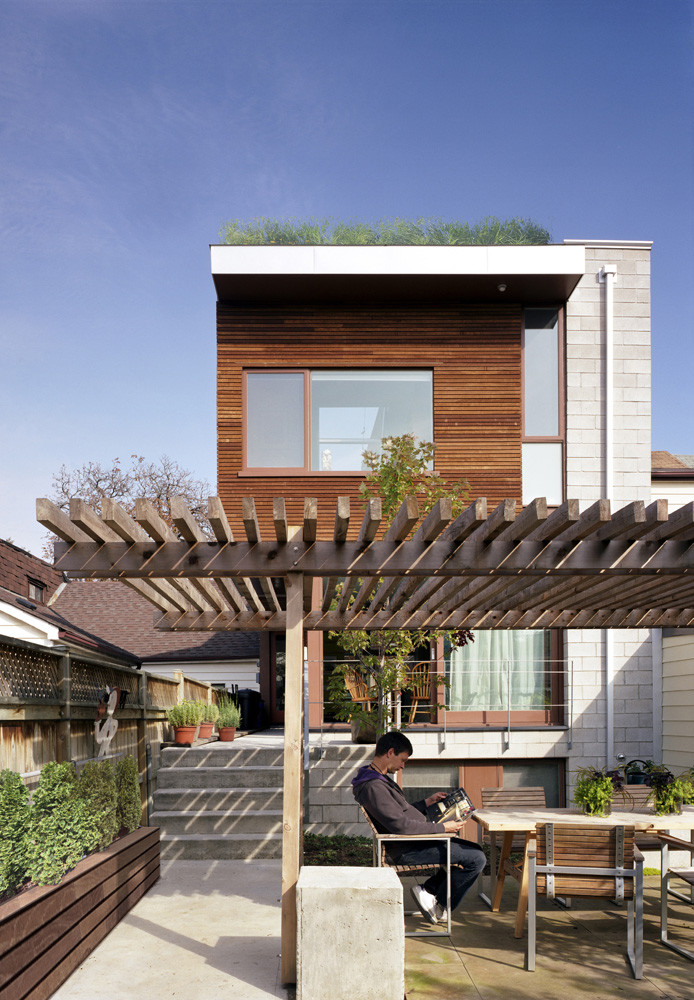 Euclid Avenue House / Levitt Goodman Architects, © Ben Rahn/A-Frame