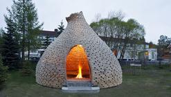 Fireplace for Children / Haugen/Zohar Arkitekter