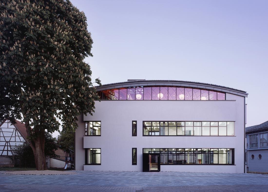 Rathaus in Rosenberg / Ecker Architekten, © Constantin Meyer