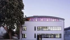 Rathaus in Rosenberg / Ecker Architekten