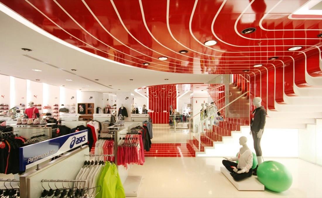 Centauro Concept Store / AUM Arquitetos, © Bebete Viegas
