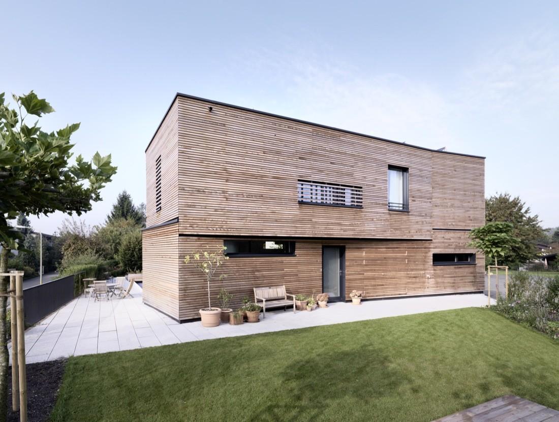 House S / Nimmrichter cda, © Bruno Helbling