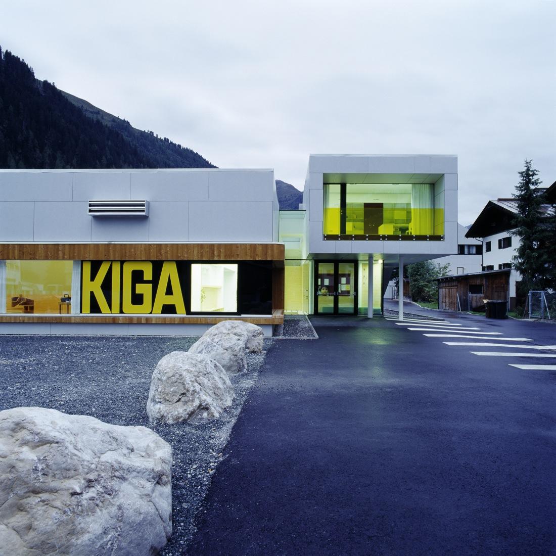 KIGA / AllesWirdGut Architektur, © Hertha Hurnaus & AllesWirdGut Architektur