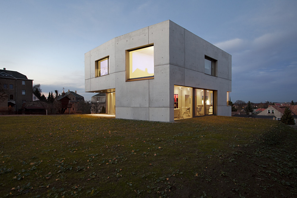 Maison du Béton / Atelier st, © Bertram Bölkow