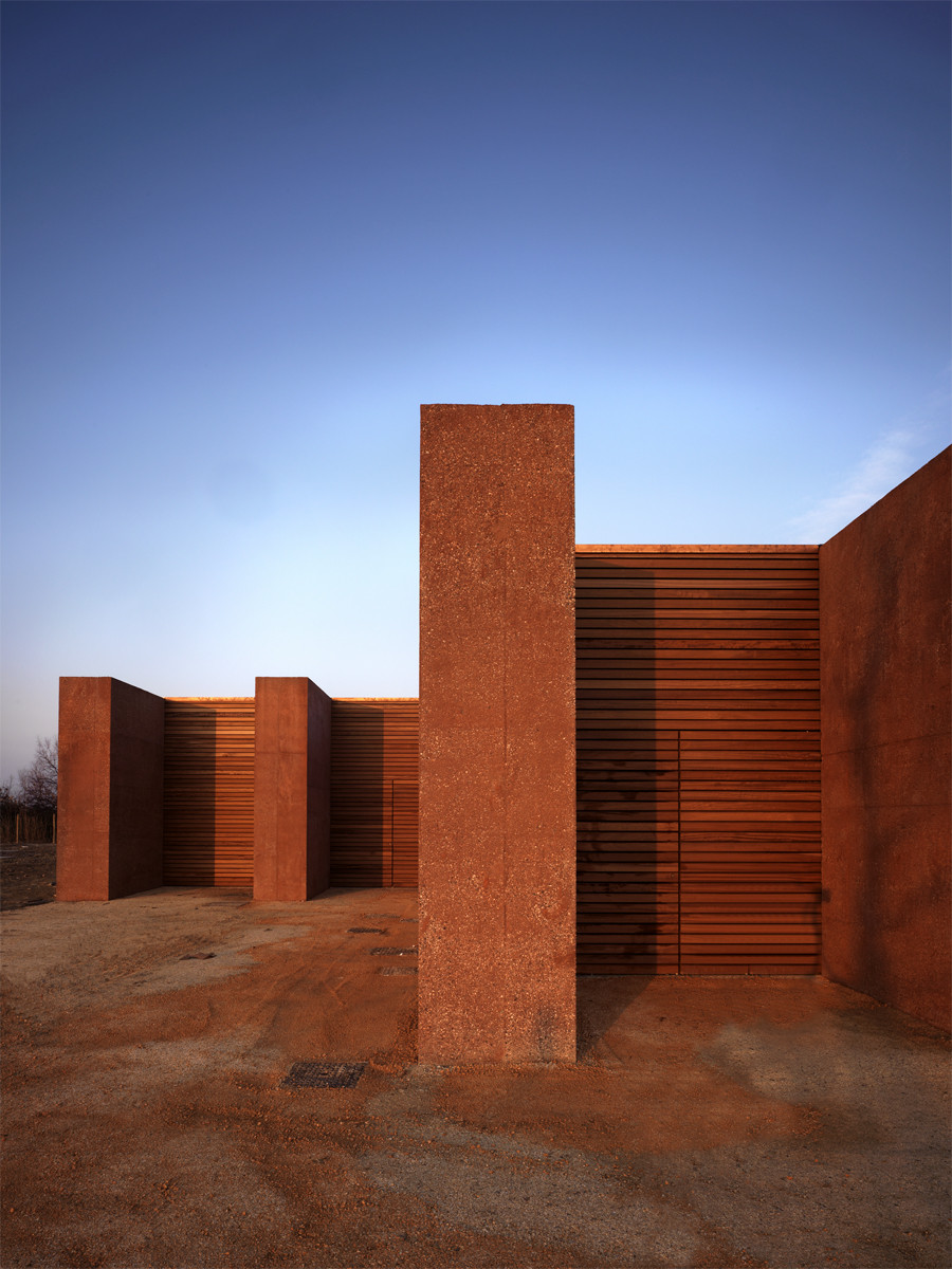 Water Filtration Plant / C+S Associati, Courtesy of  c+s associati
