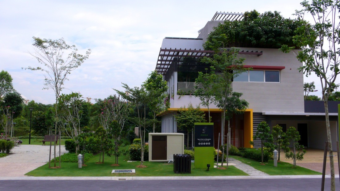Setia Eco Park Villa / TWS & Partners, Courtesy of TWS & partners