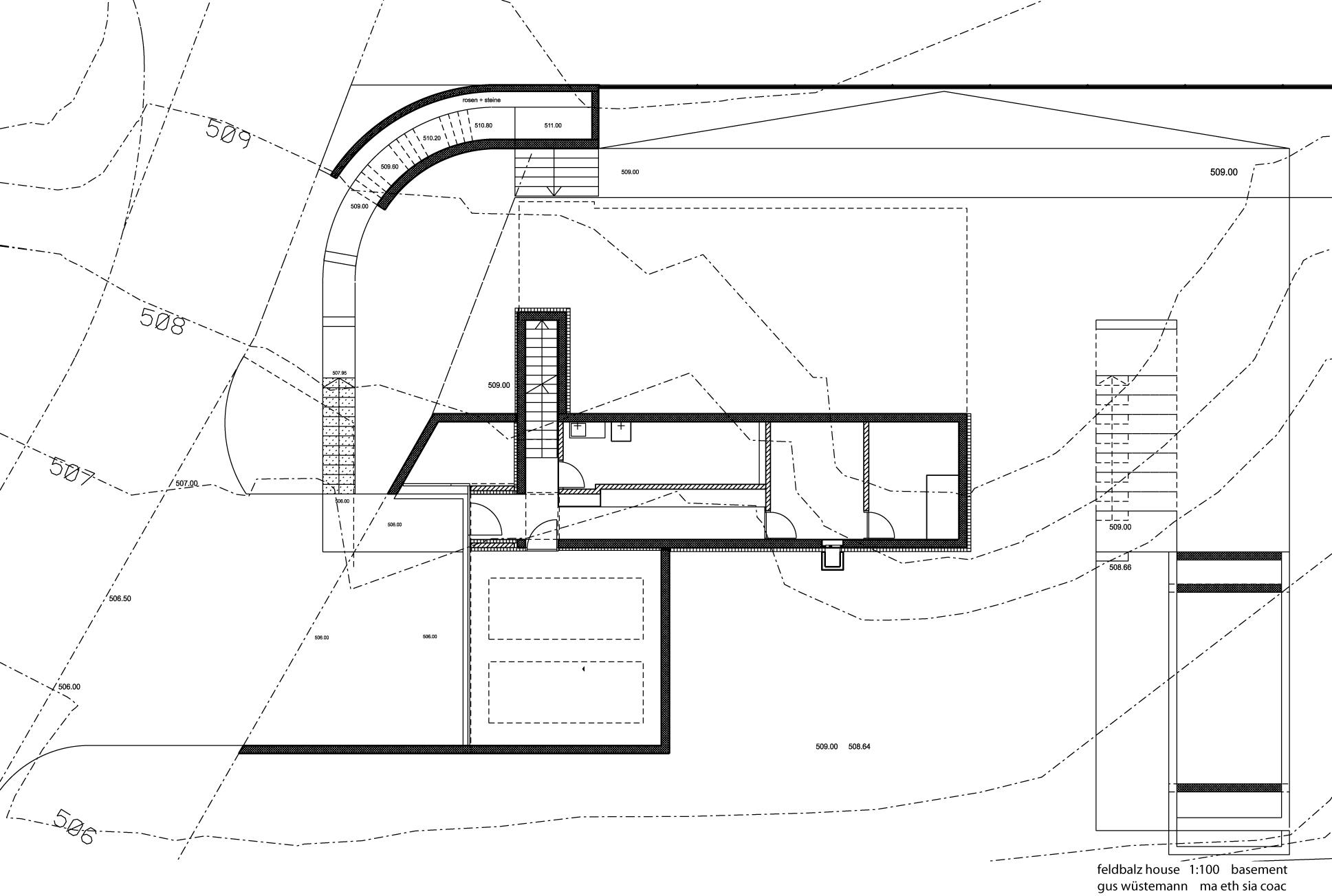 Feldbalz House / Gus Wüstemann