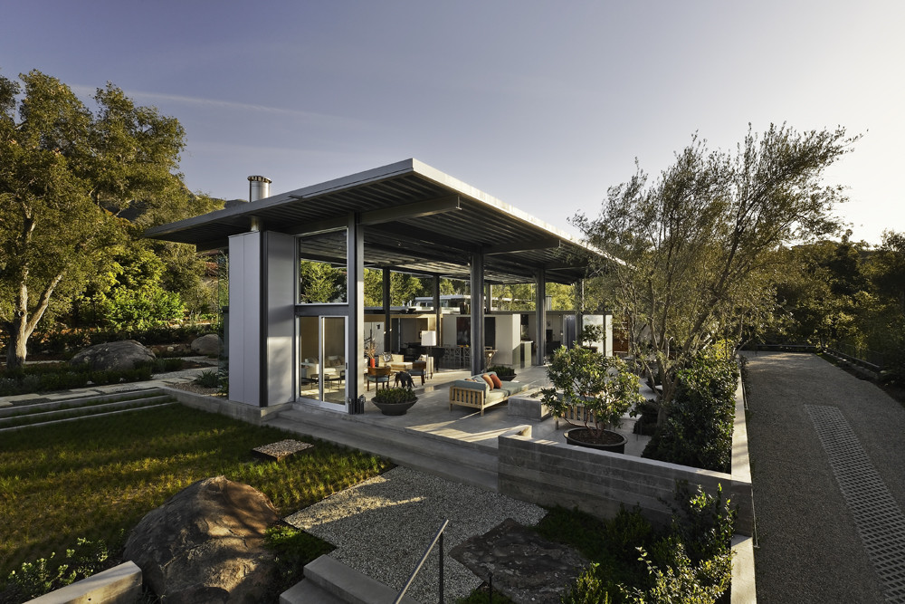 Montecito Residence / Barton Myers Associates, © Ciro Coelho