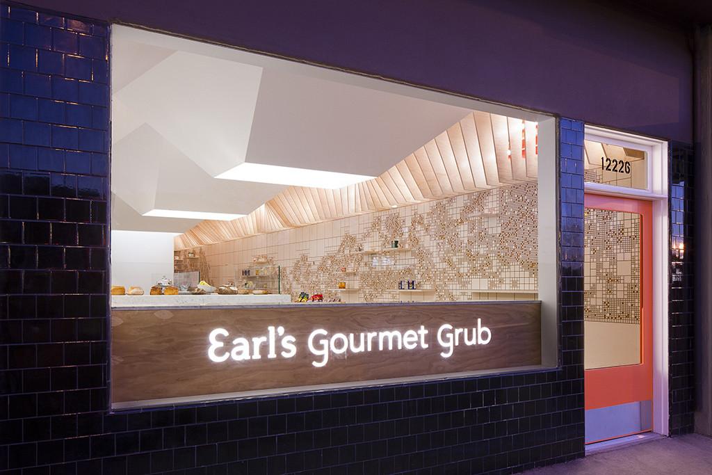 Earl's Gourmet Grub / FreelandBuck, © Esto