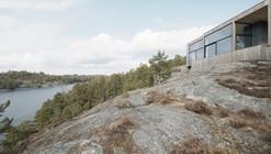 House on a Cliff / Petra Gipp Arkitektur + Katarina Lundeberg