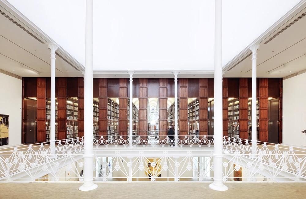 Fundació Antoni Tàpies / Abalos + Sentkiewicz Arquitectos, © José Hevia