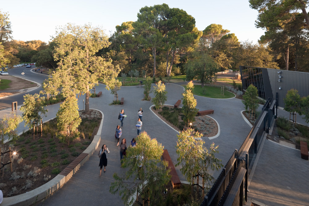 Gallery of adelaide zoo entrance precinct hassell 6 for Landscape architect adelaide