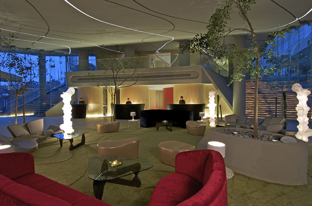 Gallery of vivanta hotel wow architects warner wong for Design hotel f 6 genf