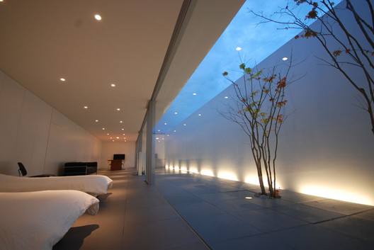 Awe Inspiring Minimalist House Shinichi Ogawa Associates Archdaily Largest Home Design Picture Inspirations Pitcheantrous