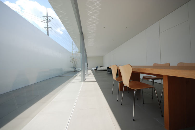 Brilliant Minimalist House Shinichi Ogawa Associates Archdaily Largest Home Design Picture Inspirations Pitcheantrous