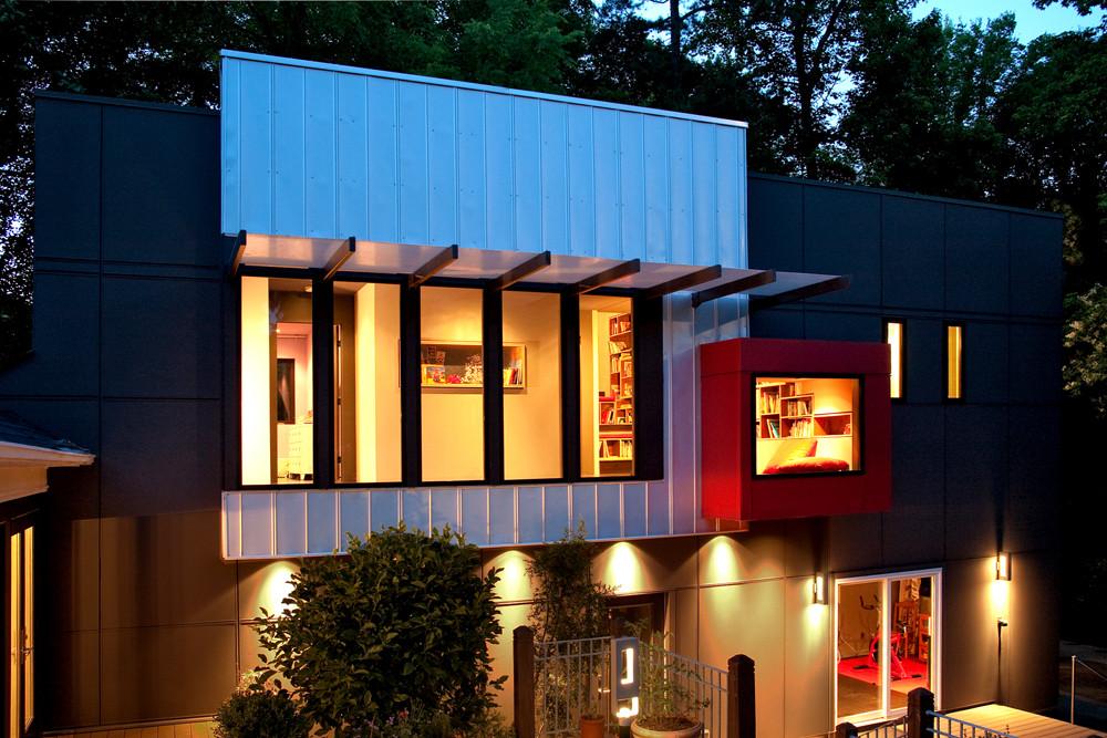 Schönberg Residence / Dialect Design, © Armando Bellmas