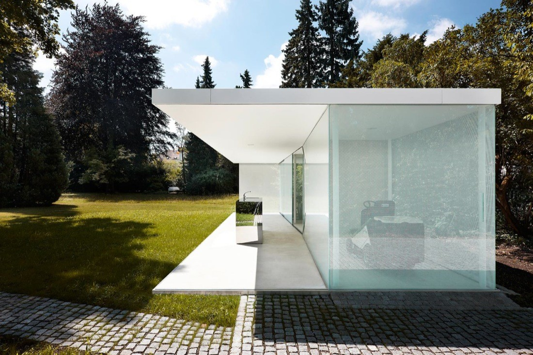 Poolhouse / Philipp Baumhauer, ©  Julien Lanoo