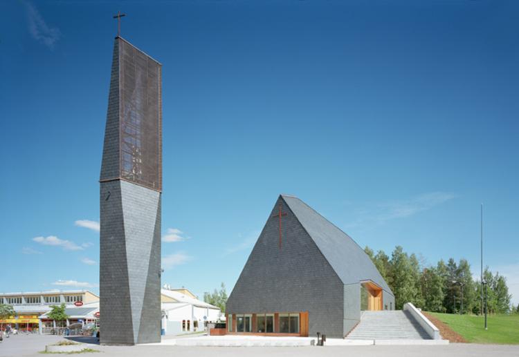 Kuokkala Church / OOPEAA, © Jussi Tianen