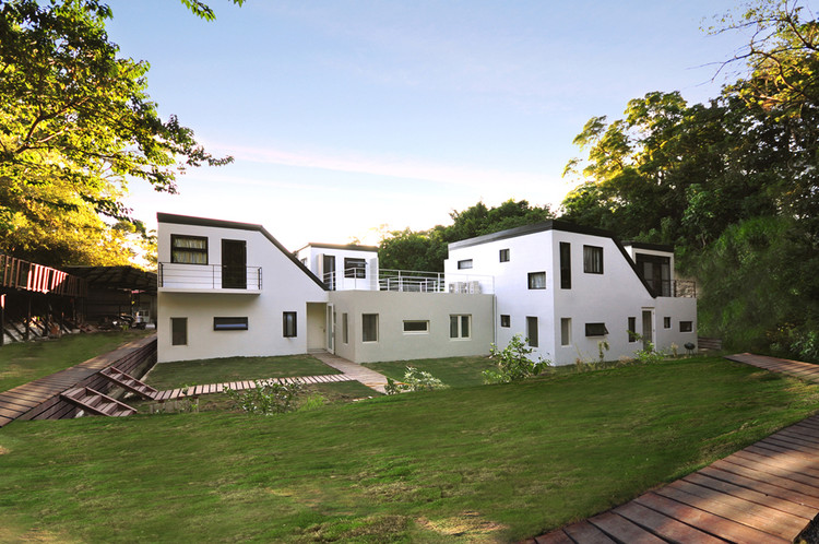 Terrace Villa / Solid Space Atelier, © Su Yon & Stone Shih