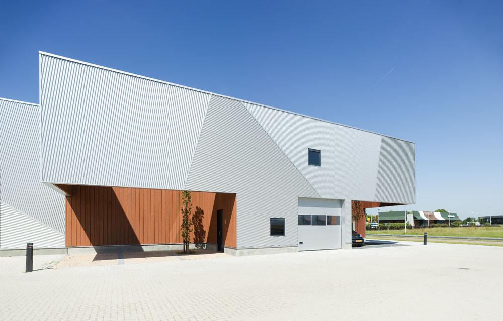 PvMG Trade & Business Center / Hoogte Twee Architecten, © Thea van den Heuvel / DAPh