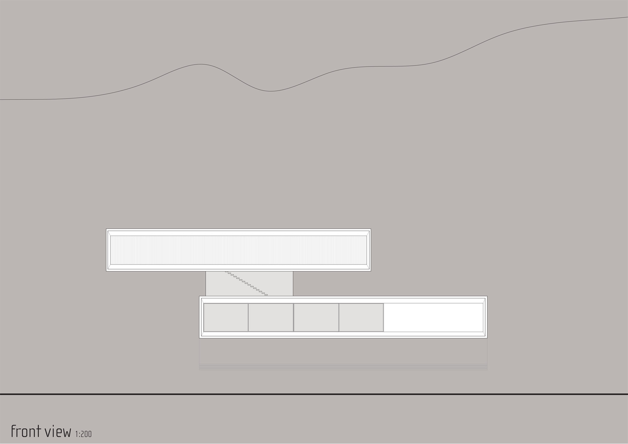 Gallery of paraty house studio mk27 39 for Marcio kogan plans