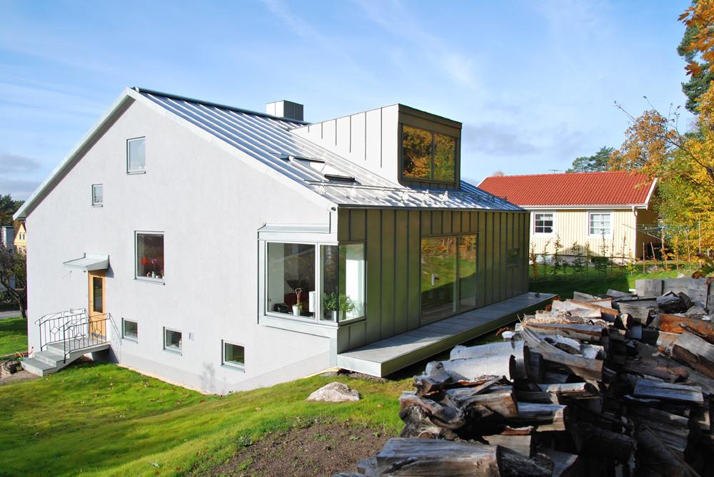 Villa I / GRAD arkitekter, © Sébastien Corbari