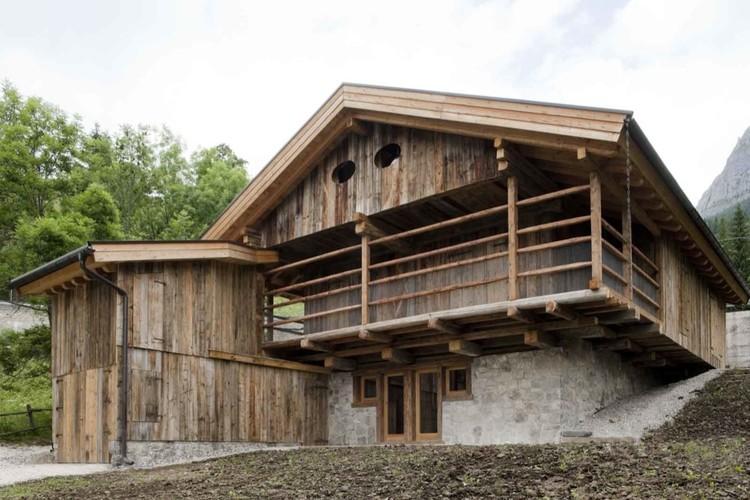 Alpine Barn / EXiT architetti associati, © EXiT architetti associati