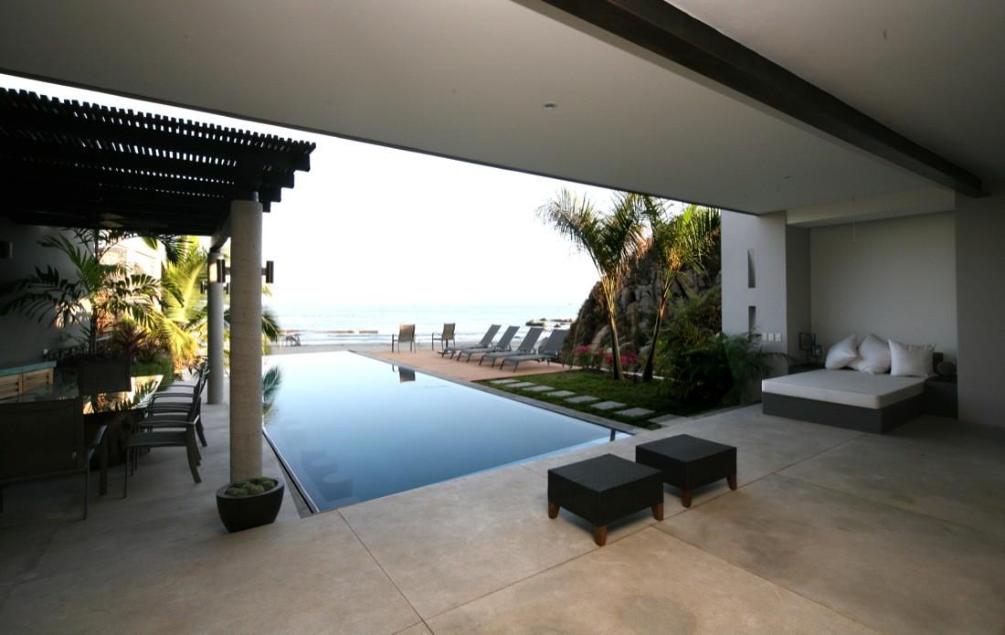 Zamel House / Kontrast Arquitectura, © Fabian Lasala Guevara