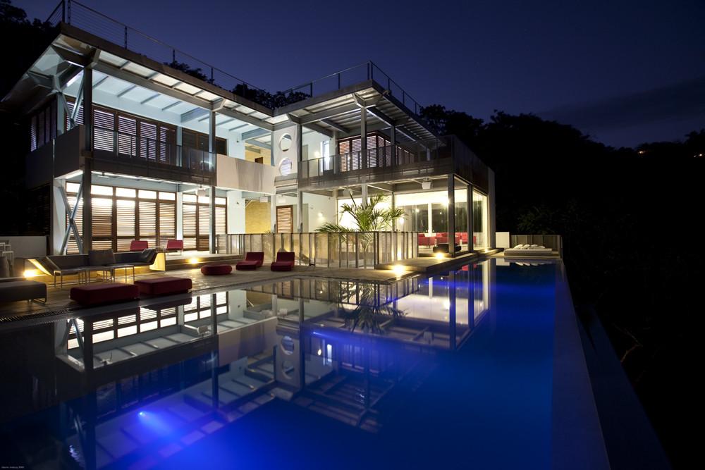 Casa Torcida / SPG Architects, © Charles Lindsay
